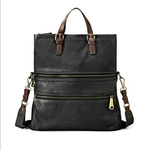 FOSSIL Explorer Fold Tote